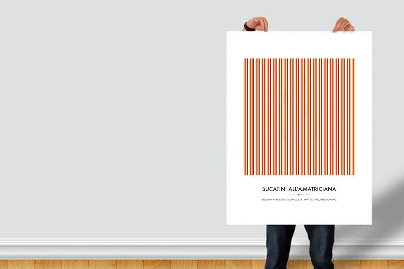 bucatini-alla-amatriciana-mockup-poster-ricetta-illustrata
