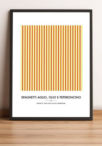 spaghetti aglio olio e peperoncino Michele Mancaniello lepaste